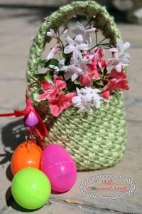 Mini Easter Basket Nicole Riley uova