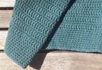 Cappellino Facilino: modello gratis top-down a uncinetto con filato Amore Cotton 300
