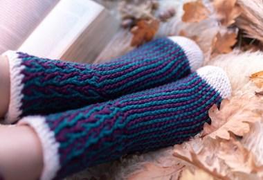 Yuki Socks di Yessabett Bueno