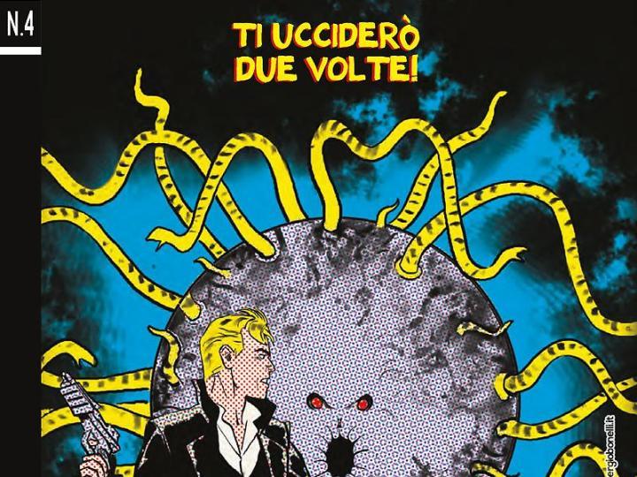 Daryl Zed, il nuovo volume di Tito Faraci e Angelo Stano da Bonelli