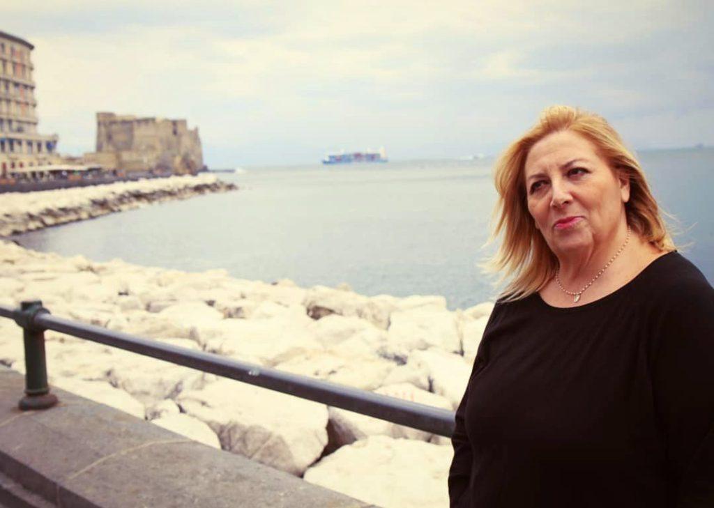 Antonella Morea foto di Carmine Luino