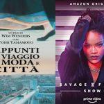 Fashion Week su Amazon Prime Video