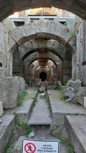 Click for Arte: l'Anfiteatro romano di Santa Maria Capua Vetere
