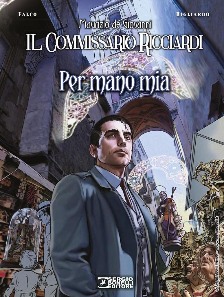 Il commissario Ricciardi - Per mano mia