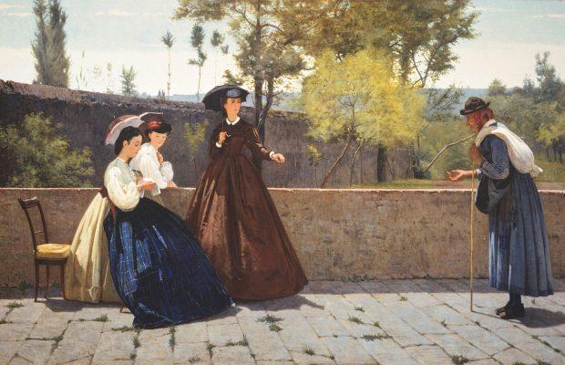 Mostra I Macchiaioli a Padova