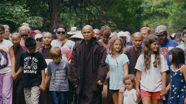 """""""Walk with me – Il Potere della Mindfulness"""", il documentario su laF per la Giornata Mondiale della Mindfulness"""