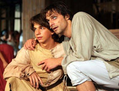 """""""Datemi tre caravelle"""", il teatro su Rai 5 con Alessandro Preziosi"""