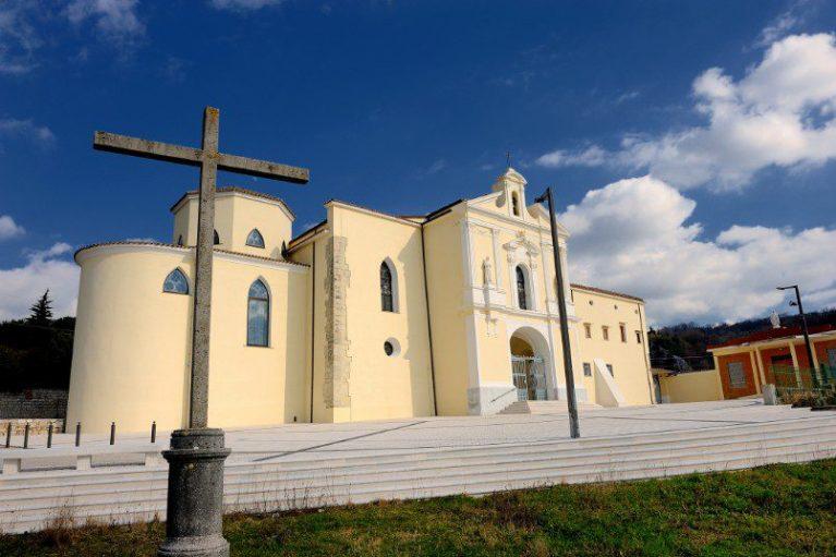 Cerreto Sannita: conosciamo il Santuario Madonna delle Grazie
