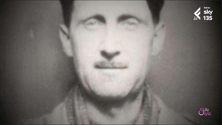George Orwell, l'esclusivo docu-film su laF