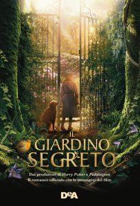 Il giardino segreto, il romanzo tratto dal film Amazon Prime Video