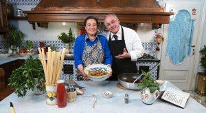 """""""In cucina con Imma e Matteo"""", la cucina tradizionale la domenica su Food Network"""