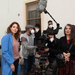 """""""Sulla giostra"""", iniziate le riprese del nuovo film con Claudia Gerini per Rai Cinema"""