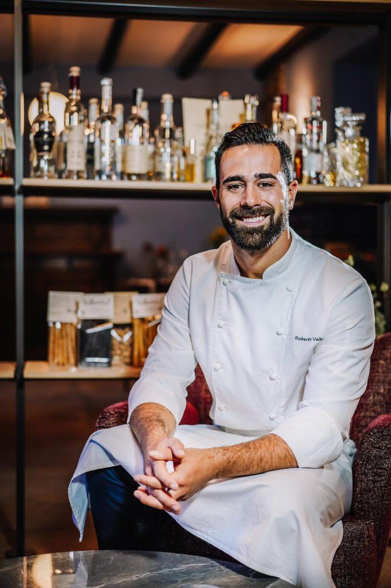 Uno chef in fattoria, Roberto Valbuzzi torna su Food Network