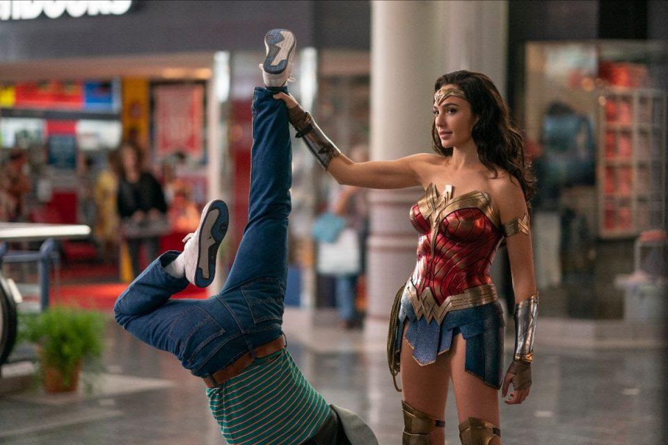 Wonder Woman 1984 Infinity