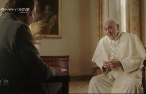 Conversazione con Papa Francesco su NOVE