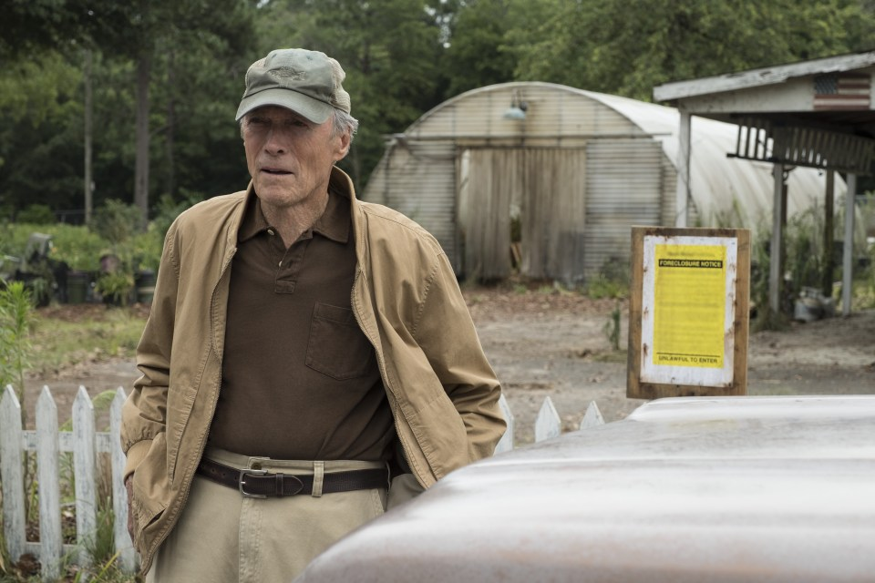 Il corriere The mule Infinity