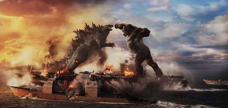 Godzilla vs. Kong e Locked Down tra i film di luglio su Infinity+