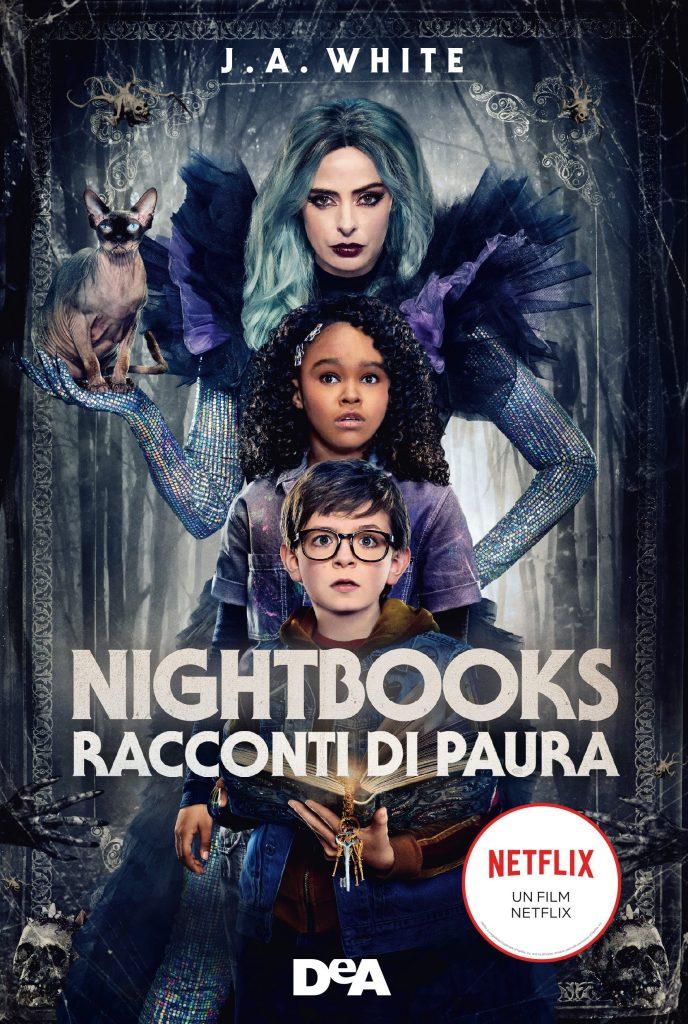 Nightbooks romanzo e film Netflix