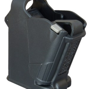 "<span class=""stronger"">UpLULA®</span> – 9mm to 45ACP universal pistol mag loader"