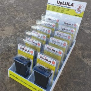 "Counter-top display tray for holding 12 x <span class=""stronger"">UpLULA®</span> loaders"