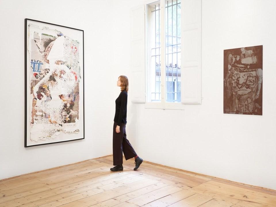 Renaissance show Vhils Bezt Borondo Magma gallery