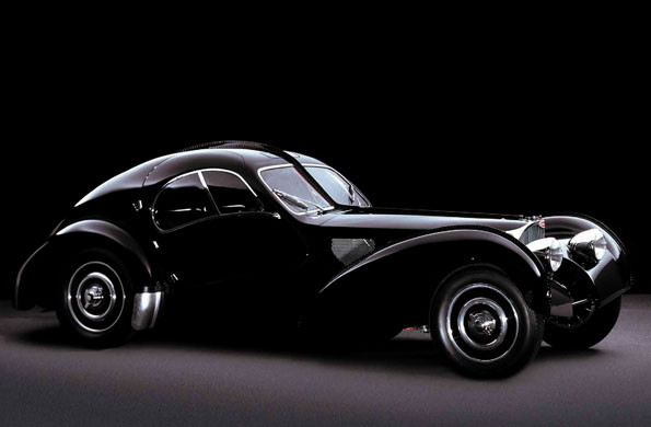 Ralph Lauren Automotive Skeleton