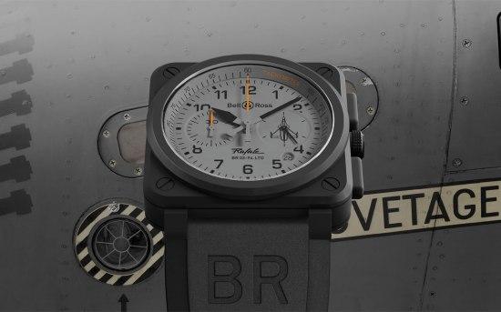 Bell & Ross BR03 Rafale - Baselworld 2015