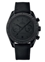 Omega Dark Side of the Moon Black Black - Baselworld 2015