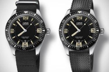 Oris Divers Sixty-Five - Baselworld 2015