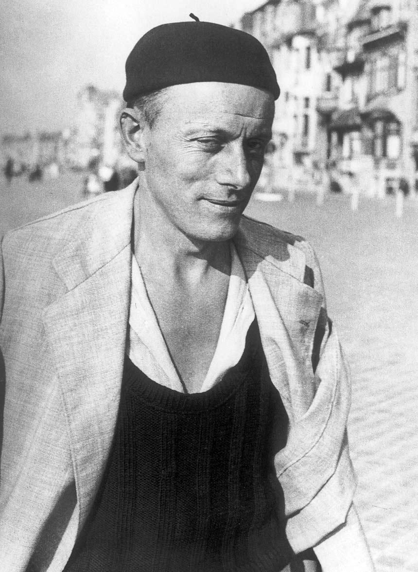 Paul Delvaux nel 1929