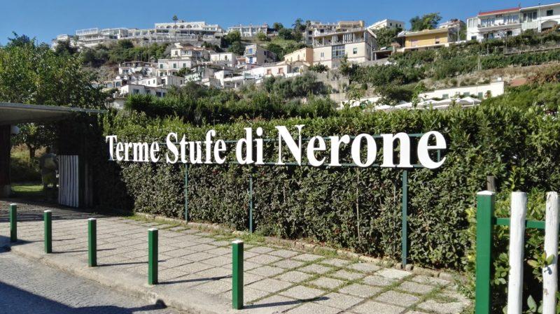 Stufe di Nerone: cure termali e relax
