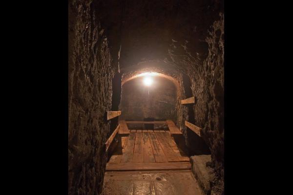 sauna- grotta naturale