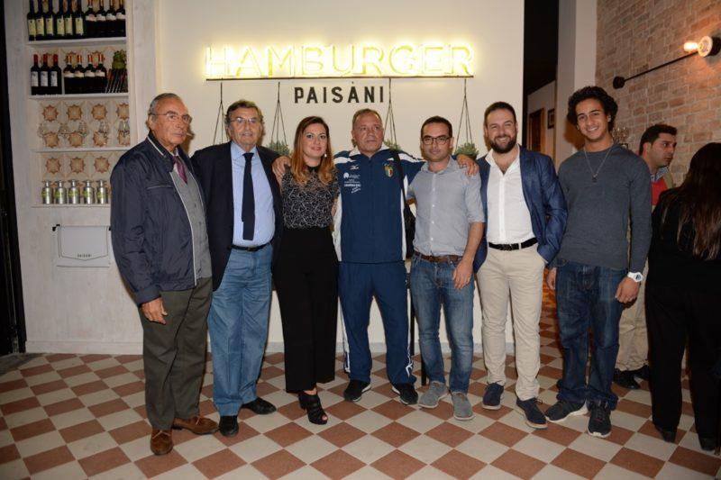 Hamburger doc: Paisani apre ad Aversa