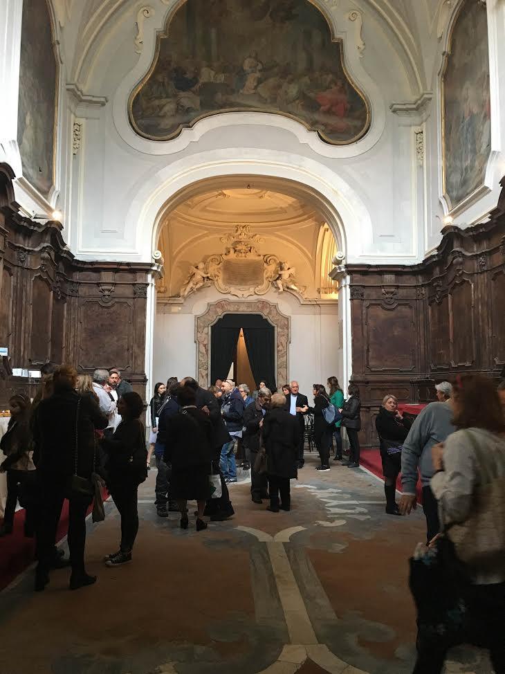 I primi eventi del progetto OPEN CHURCH per Basilica dello Spirito Santo