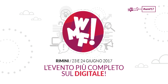 Countdown per WEB MARKETING FESTIVAL: coupon sconto