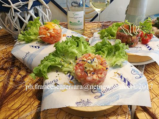 Oltre il sushi. SUSHIARIA firma il crudo di Salerno