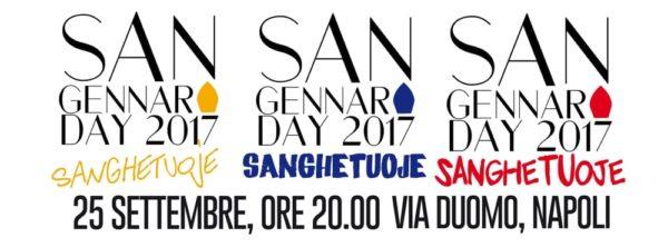 SAN GENNARO DAY V edizione al Duomo