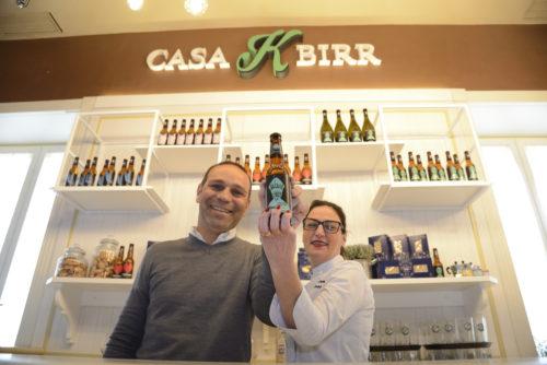 Fabio Ditto presenta 'Casa KBIRR' con la lady Chef Sabrina Russo
