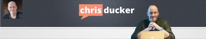 Chris Ducker YouTube