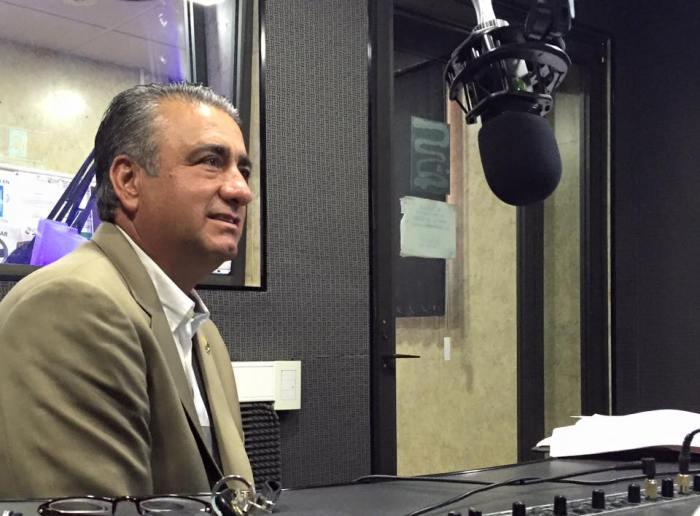 Ing. Raúl Martínez Jimenez, Presidente de CANACINTRA.