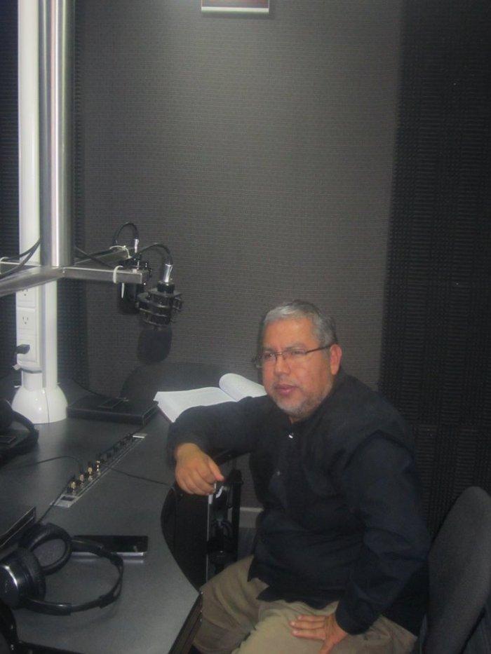 Dr. Ramón Moreno Carlos Arquitecto del Centro INAH-SLP