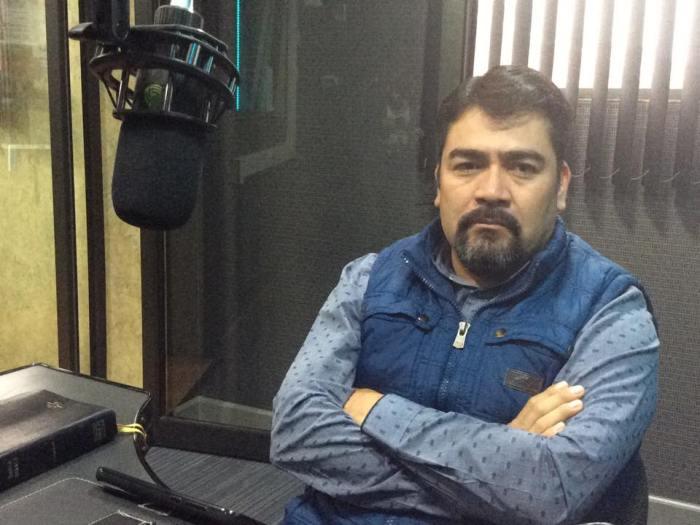 Pastor Marco Antonio Torres de la Iglesia Centro Familiar Cristiano Pagiel