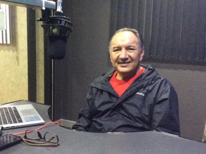 Pastor José Luis Saldaña de la Iglesia Manantial Abierto, Castillo del Rey.