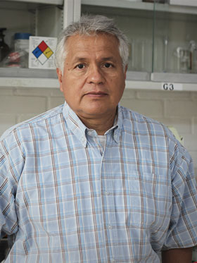 Antonio Esteban Jiménez González, investigador del Instituto de Energías Renovables (IER) de la Universidad Nacional Autónoma de México (UNAM) y responsable del proyecto.