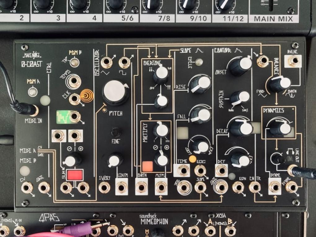 Make Noise O-Coast