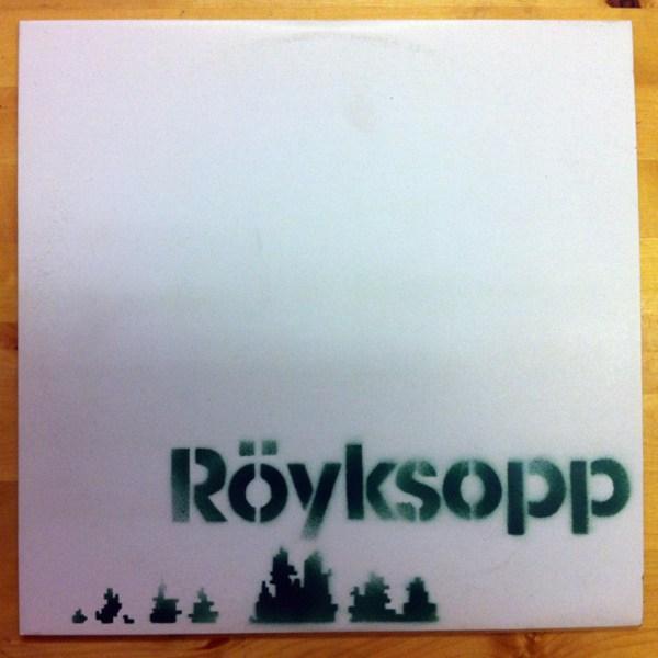 Royksopp Banksy Cover