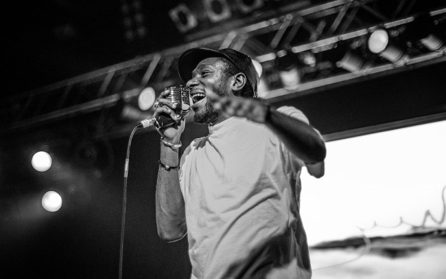 Yasiin Bey Live Music Hall Cologne