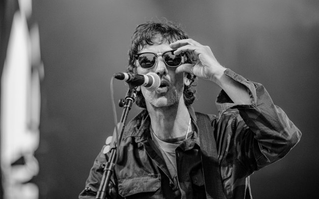 Richard Ashcroft | Central Park | New York