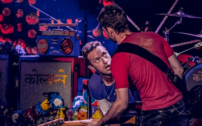 Coldplay Offenbach