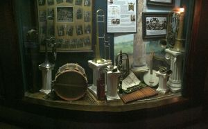 Instruments Typical of the Period of the Dodge City Cowboy Band